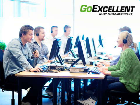 Customized Personality Test for GoExcellent: Call Centre Series Part 1